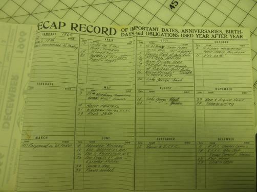 Recap Record